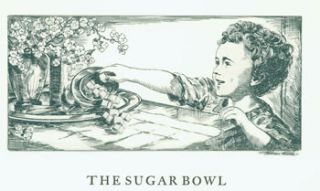 The Sugar Bowl. The California and Hawaiian Sugar Refining Corporation Wishes You a Happy & Very...
