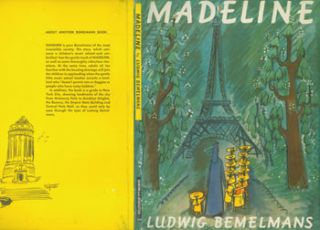 Madeline. Dust Jacket for 1950 Edition (not first printing). Ludwig Bemelmans