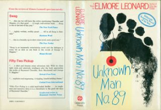 Unknown Man No. 89. Dust Jacket for First Edition with price ($8.95; code 9216) listed on flap...