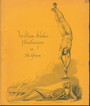 William Blake's Illustrations to The Grave. Contains 12 Facsimile Reproductions of original 1904...