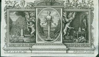 Triptych Depicting Artemis Ephesia, the Multi-Breasted Goddess, in the center panel, Capering...