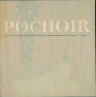 Pochoir. The Hall of Printing and Graphic Arts National Museum of History and Technology...