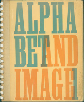 Alphabet And Image: 1. Robert Harling, James Shand, Shevnal Press, publ