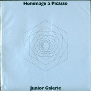 Hommage a Picasso Junior Galerie, März - April 1974. Junior Galerie + Kunstverein Braunschweig, 1974. Oldenburger Kunstverein, Pablo Picasso.