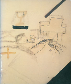 Antoni Tapies: Paintings, Sculpture, Drawings and Prints. 22 April - 21 May, 1988. Annely Juda...