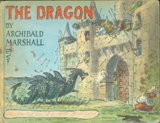 The Dragon. Original First American Edition. Edward Ardizzone, Archibald Marshall