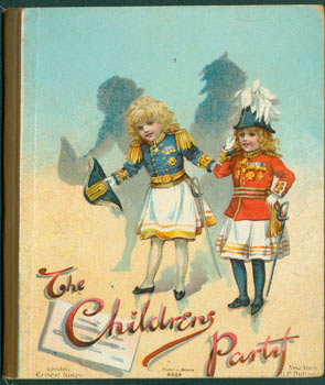 The Children's Party. Original First Edition. L. L. Weedon