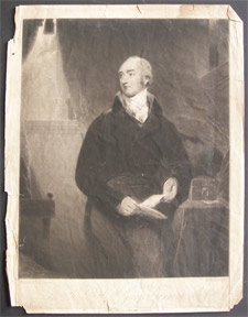 The Right Honble. George Canning, MP. William Say, after Thomas Lawrence