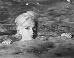 Promotional package for Larry Schiller photographs of Marylin Monroe: Marylin 12 & 60's Images...
