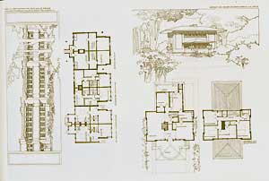 Workmen's Cottages for Mr. E. C. Waller. Chicago & Suburban Cottage for Miss Grace Fuller. ...