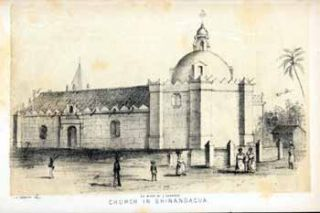 Church in Shinandagua [Nicaragua]. John after George Victor Cooper Cameron