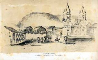 Grand Cathederal, Panama. John after George Victor Cooper Cameron