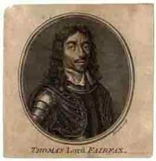 Thomas Fairfax, 3rd Baron Fairfax of Cameron. Guillaume Philippe after Samuel Cooper Benoist