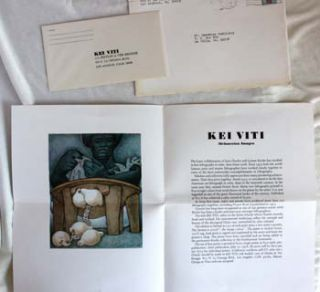 Kei Viti. Five Lithographs in Color by Jean Charlot. Printed by Lynton Kistler. Jean Charlot,...