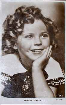 Shirley Temple. 20th Century Photographer