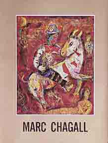 Chagall. Recent Paintings, 1966-1968. Louis Aragon.